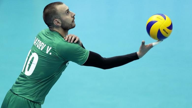 Фотогалерия от мача Италия - България