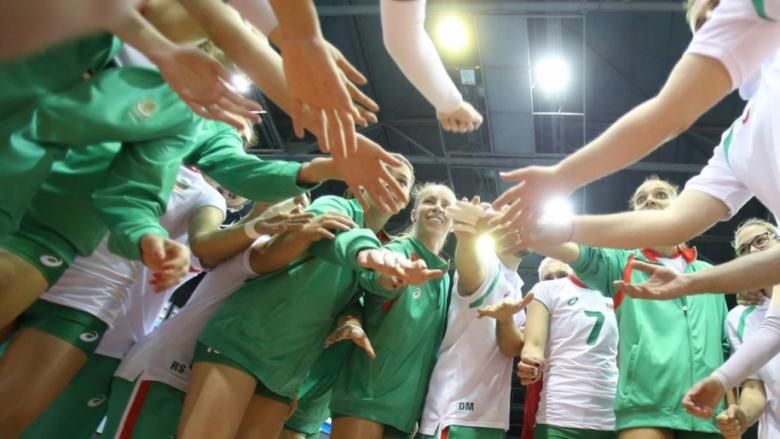 Гледай на живо с BGvolleyball.com България - Финландия на полуфинал на Златната лига