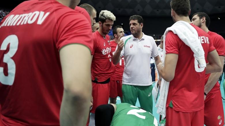 Фотогалерия от мача България - Полша