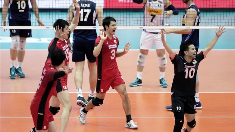 Япония сътвори чудо и изненада Италия