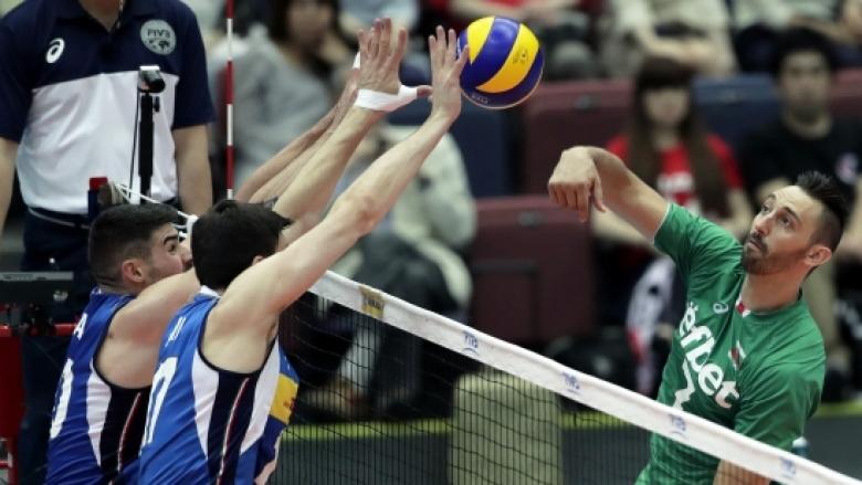 Волейболисти на България на челни места в класациите на ФИВБ