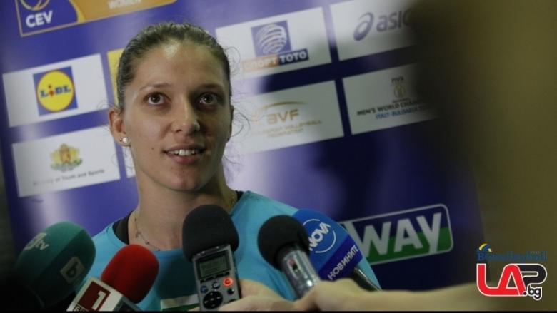 Христина Русева: Готови сме за най-важния момент (видео)