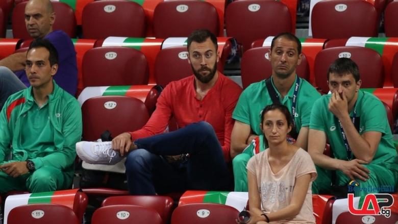 Първо в BGvolleyball.com! Николай Николов се присъедини към националния отбор
