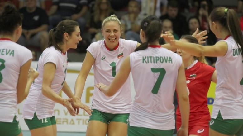България срещу Финландия в полуфинал на Златната лига