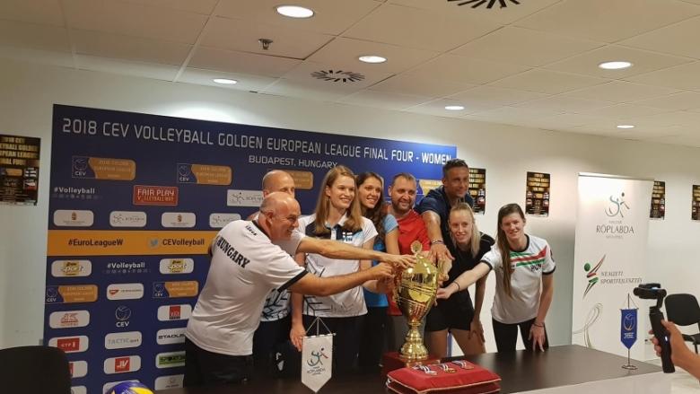 България преследва финал в Златната европейска лига