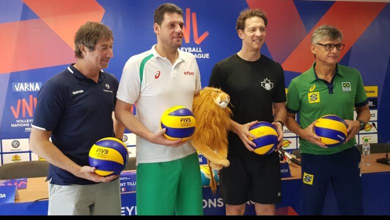 Треньорите на съперниците: Турнирът във Варна ще бъде на много високо ниво