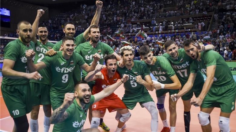 Бразилия свири, Франция пее, Канада лае, а България бие!