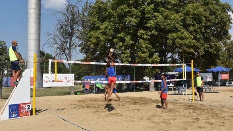 Божурище домакин на национално първенство по плажен волейбол за подрастващи