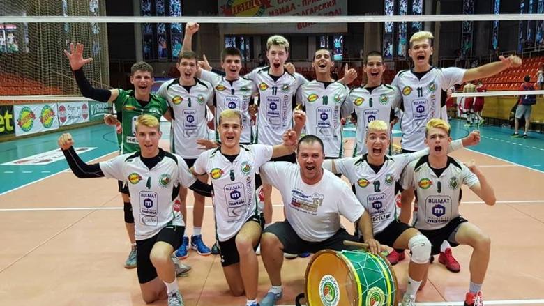 Левски и Добруджа без загуба на държавните финали U17