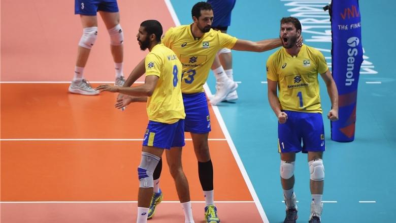 Бразилия с първа победа на финалите в Лил