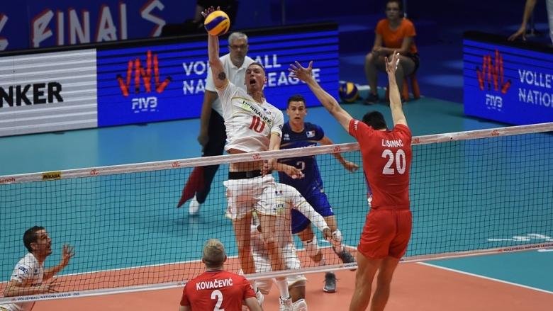 Франция срещу САЩ на полуфинал в Лигата на нациите
