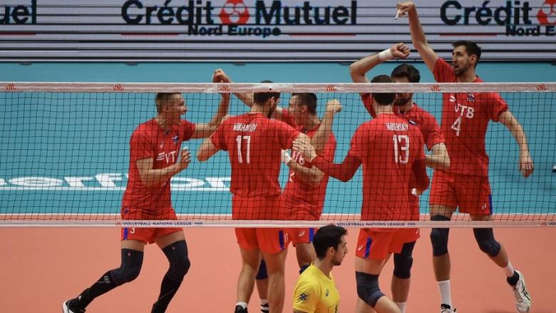 Русия разби надеждите на Бразилия за финал
