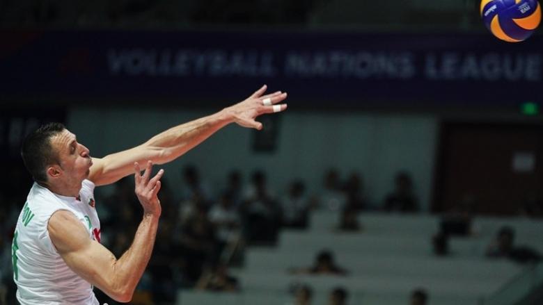 Боян Йорданов: Чест и удоволствие е да съм в националния отбор
