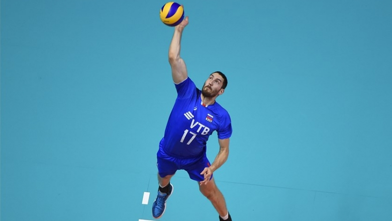 Руска звезда MVP на Лигата на нациите