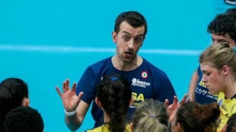 Италиански треньор поема Хърватия