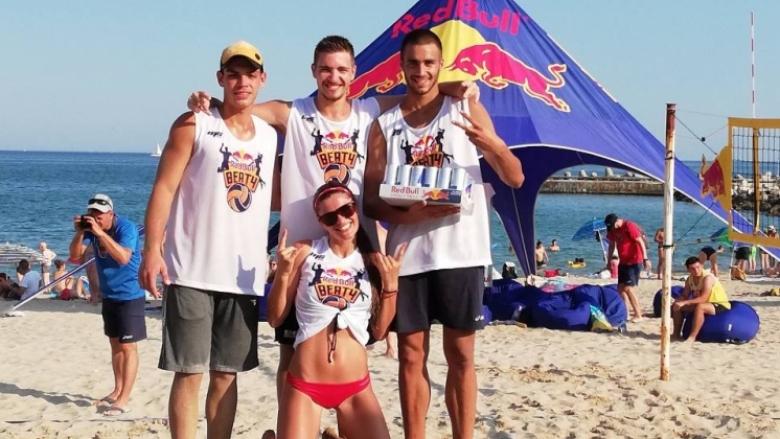 Отбор Мираж шампион на турнира RedBullBEAT4