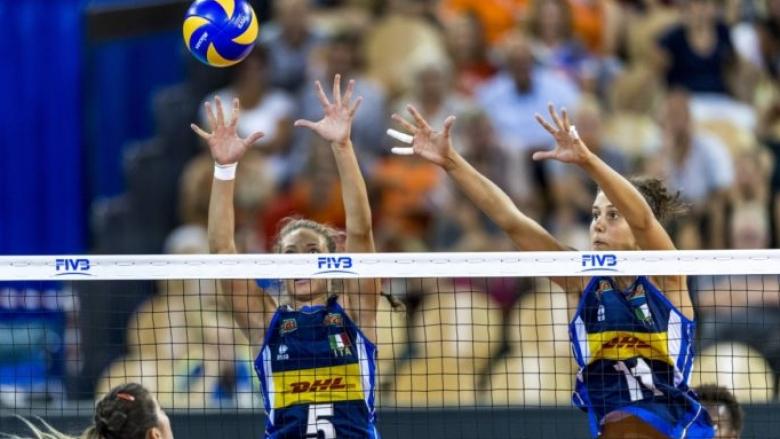 Италия грабна бронза от турнира в Холандия