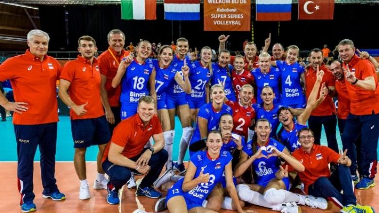Русия излъга Холандия и триумфира със златото