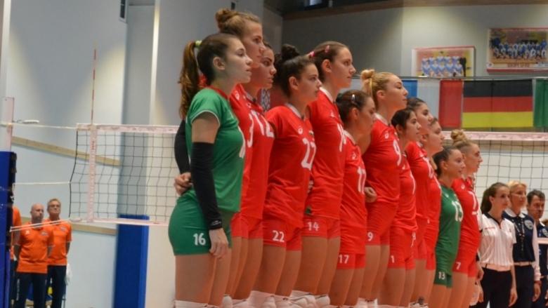 България U19 не успя да пребори Италия