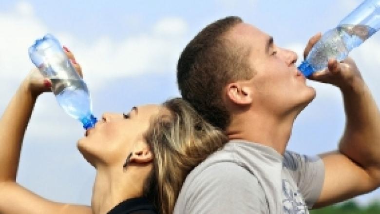 Пиете ли достатъчно вода?