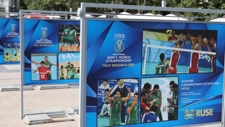 Промениха движението в Русе заради комфорта на волейболистите
