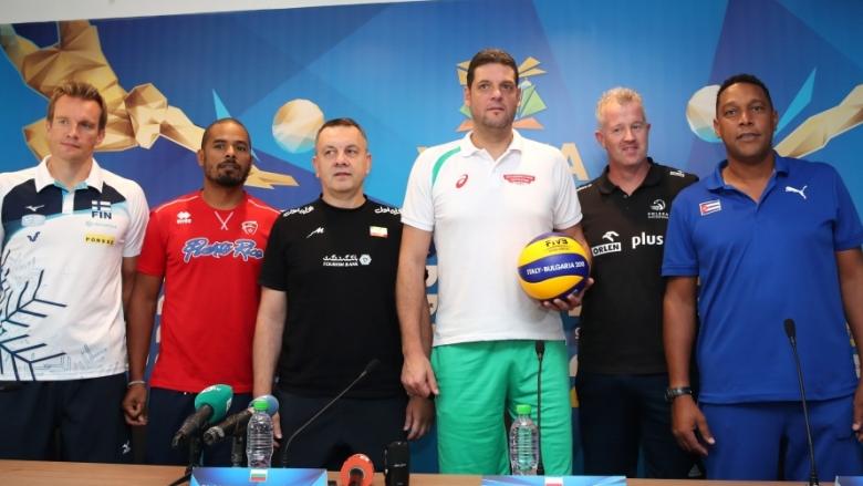 Треньорите във Варна възхитени от условията