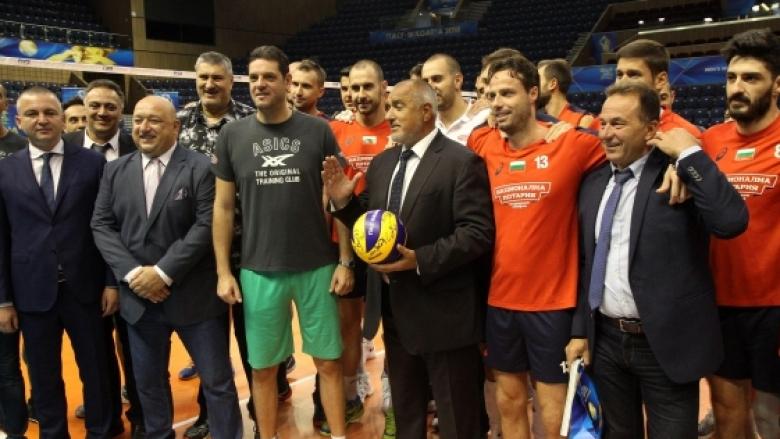 България ще кандидатства за олимпийска квалификация във волейбола