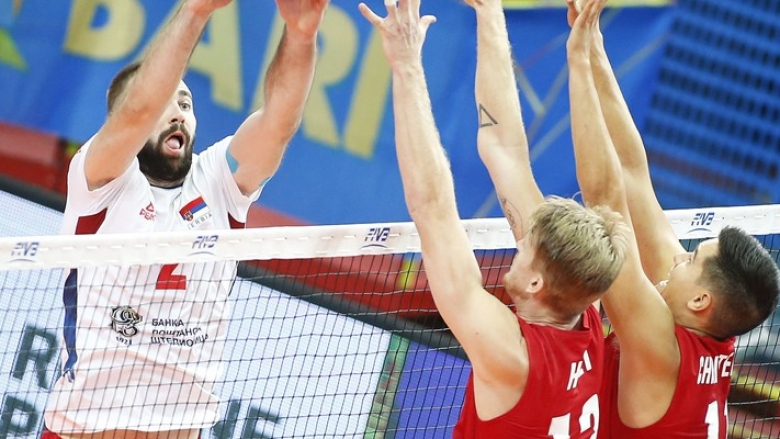 САЩ спечели здрава битка със Сърбия