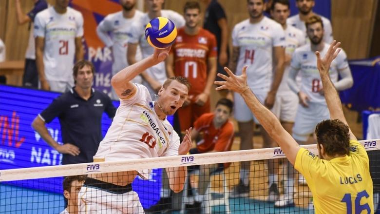 Франция без Льо Ру срещу олимпийския шампион Бразилия