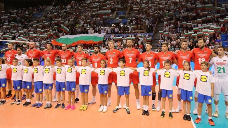 България не успя да пребори Иран (статистика, обновено)