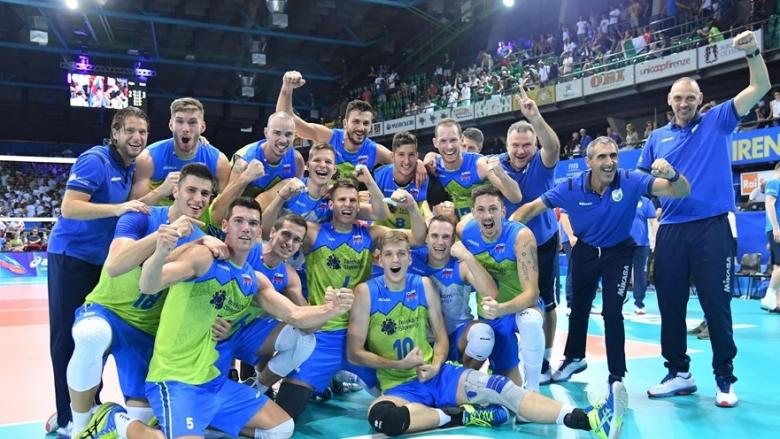 Словения обърна Белгия и победи в страхотна битка