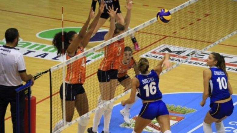 Италия и Холандия си размениха по една победа в контролите