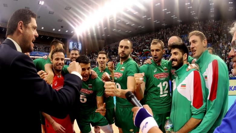 България срещу Куба в двубой №4 от Мондиала