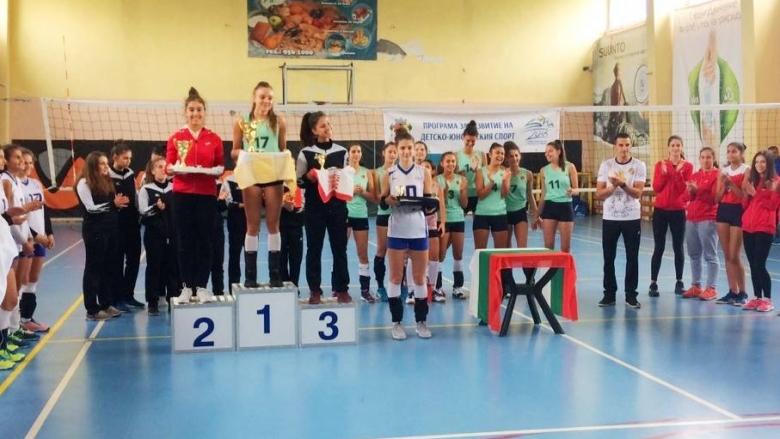 Звезди 94 спечели турнира Ахилиада за девойки U17
