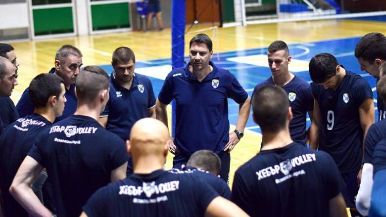 Хебър на финал на Балканската купа