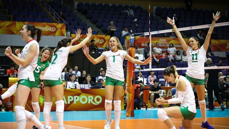 България срещу САЩ в ранното утро