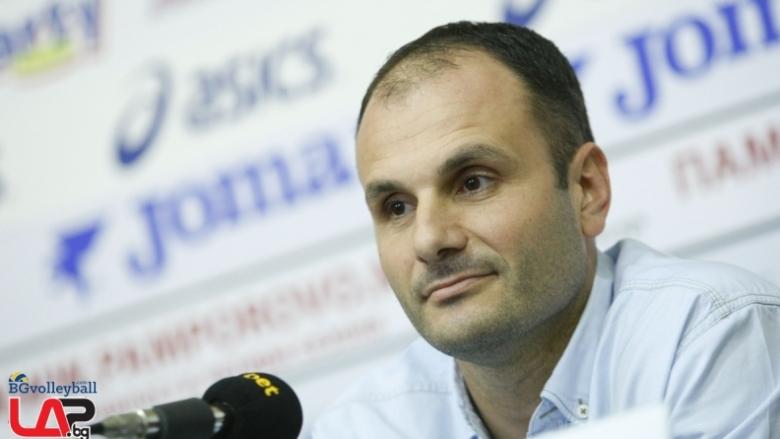 Борис Халачев: Пак ще се борим за титла и купа