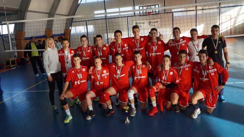 ЦСКА спечели приятелски турнир за юноши U17