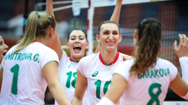 Волейбол по първи петли: България среща Русия