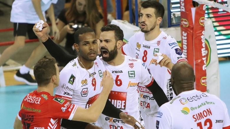 Лубе и Соколов спечелиха бронза, Модена триумфира със Суперкупата на Италия