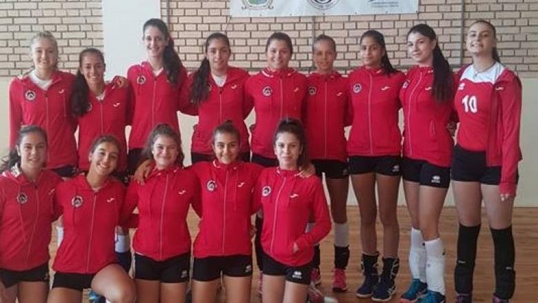 Волейболистките на Локомотив спечелиха приятелски турнир в София