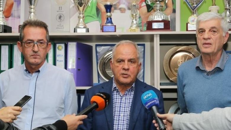 Шефът на БФВ: Вратата за Пламен Константинов не е затворена