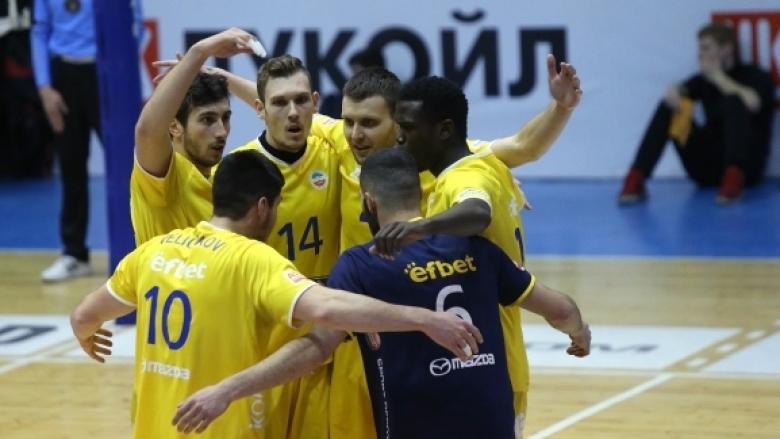 Марек надигра като гост Левски в София