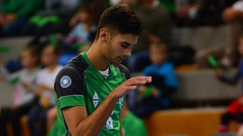 Младежки национал с 28 точки и награда за MVP в Германия