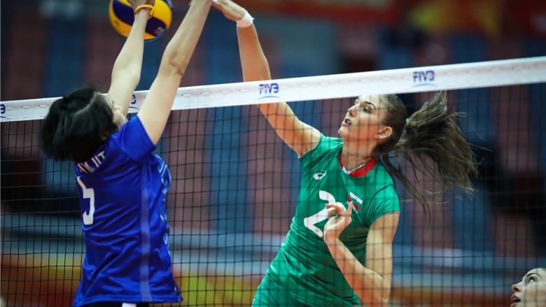 Нася Димитрова: Когато играем задружно, нещата се получават