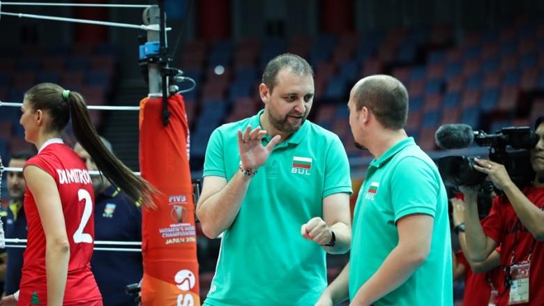 Иван Петков: Блестим с отборната си игра