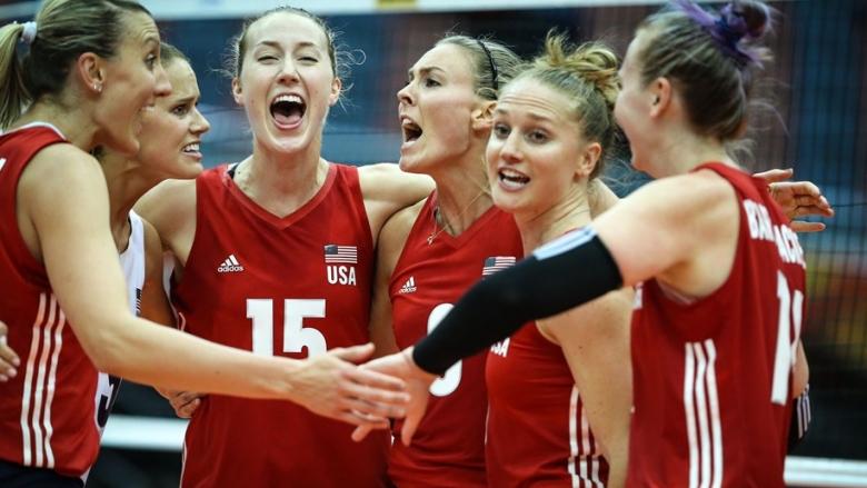 Олимпийските и световните шампионки едни срещу други във финалната шестица