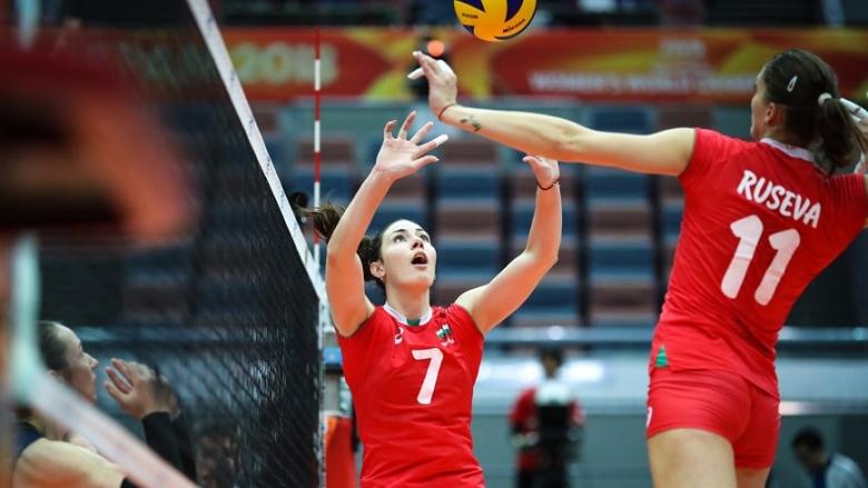 Български волейболистки на предни позиции след втория етап на Мондиала