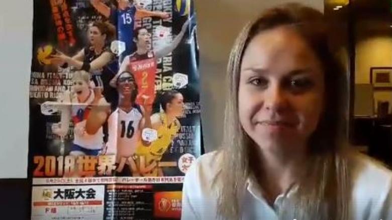 Гергана Димитрова: Световното първенство е успешно за нас (видео)