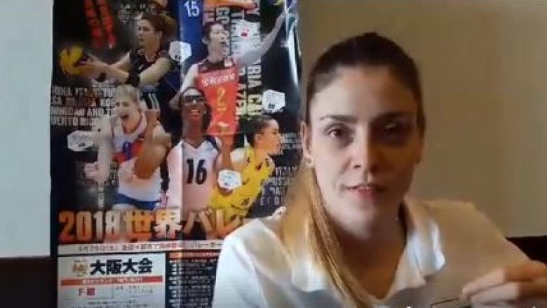 Мирослава Паскова: Не сме далеч от големите отбори (видео)